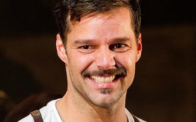 Ricky Martin (© Charles Sykes/AP)