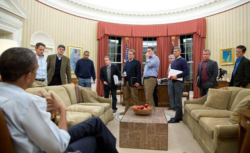 Pete Souza/Casa Blanca