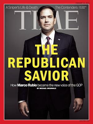 Marco Rubio (© Time Magazine)