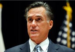 Mitt Romney (© Charles Dharapak/AP)