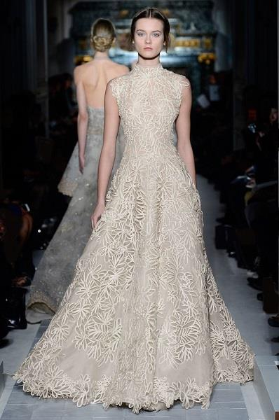 Valentino Spring 2013 Couture Show\\Photos: Courtesy of Glamour