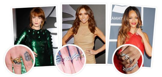 Photo: Getty Images (3); AFF-USA; Courtesy of InStyle/Instagram; Celebrity Photo