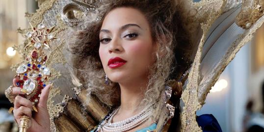 Photo: Video still from 'BEYONCÉ - O2 Priority TV ad '(o2ukofficial via YouTube, http://aka.ms/BeyonceNails)