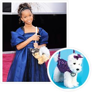 Quvenzhané Wallis \\ PHOTO: Jason Merritt/Getty Images; Courtesy
