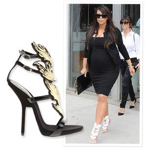 Kim Kardashian // Photo: Courtesy of InStyle