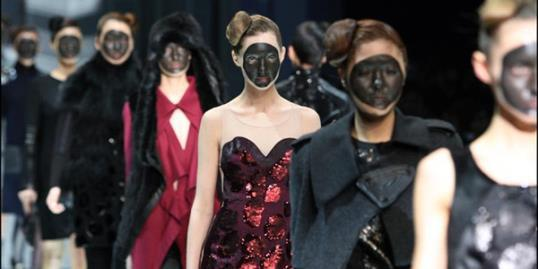 In fact, Buzzfeed put together a list of 15 Terrible Blackface Fashion Moments, featuring this most recent example from Vogue, as well as a roundup of the many others out there, including other editorial spreads and even examples that took place during runway shows.
