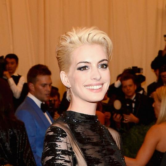 Photo: Anne Hathaway // Getty Images