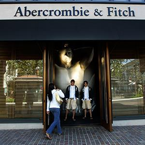 Photo: Abercrombie & Fitch // Reed Saxon/AP