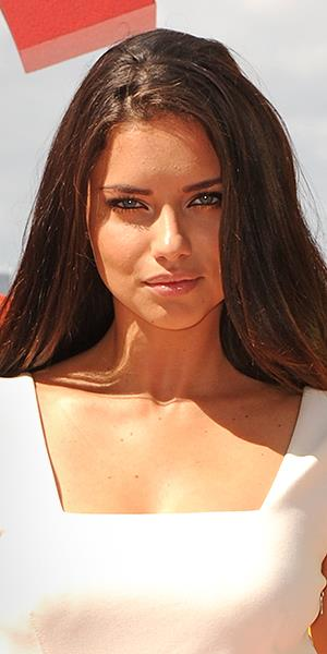 Photo: Adriana Lima//Larry Marano/FilmMagic/Getty Images