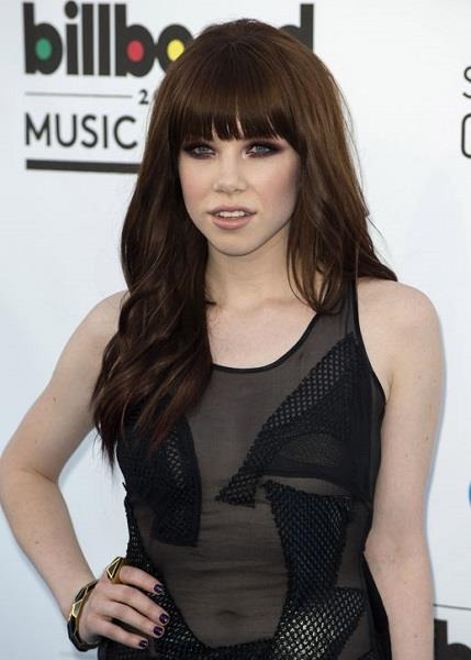 Photo: Carly Rae Jepsen at the Billboard Music Awards //Corbis Wire, Splash, Getty Images