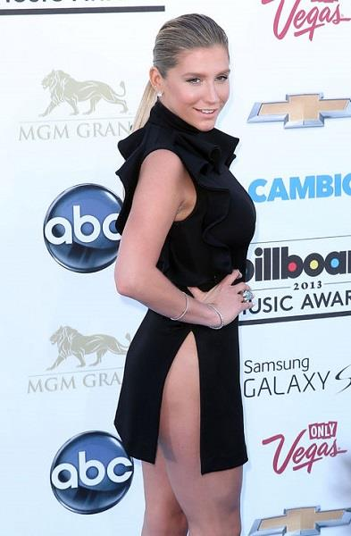 Photo: Ke$ha at the Billboard Music Awards //Corbis Wire, Splash, Getty Images