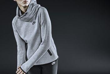 Photos: Nike Fleece // Courtesy of Nike via Glamour
