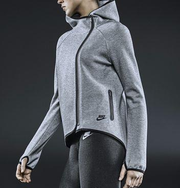 Photo: Nike fleece collection // Courtesy of Nike via Glamour