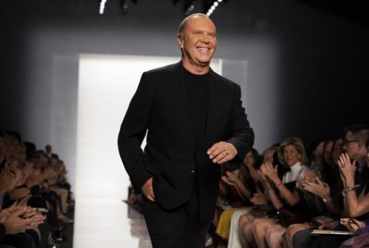 Photo: Michael Kors // AP Photo/Richard Drew