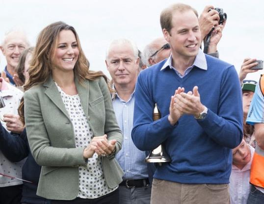 Photo: Duchess Kate and Prince William // Getty Images