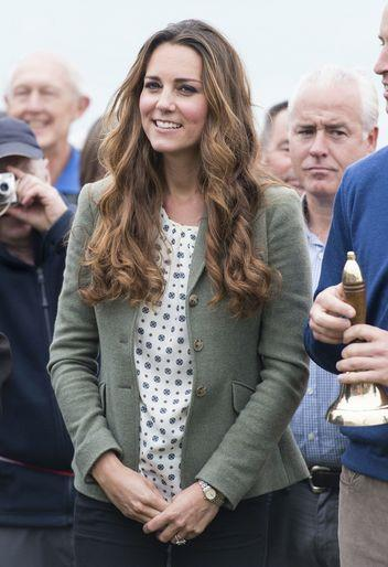 Photo: Duchess Kate // Getty Images