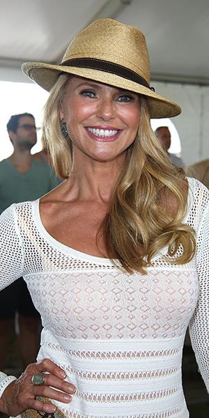 Christy Brinkley // Sonia Moskowitz/Getty Images