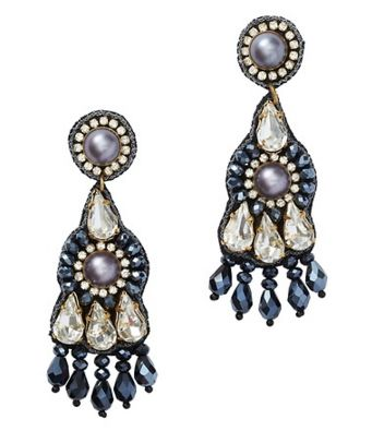 Photo: LOFT earrings // Courtesy of Glamour
