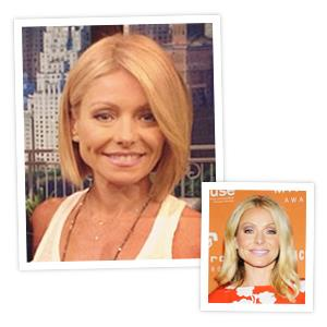PHOTO: Kelly Ripa // Instagram, Desiree Navarro/WireImage