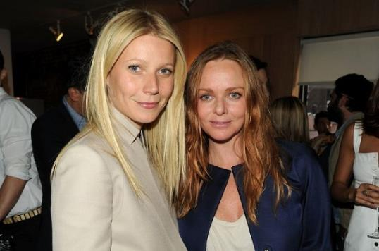 Photo: Gwyneth Paltrow and Stella McCarney // Getty Images, Instagram