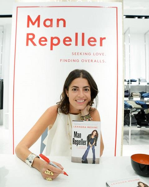 Photo: Leandra Medine, Man Repeller blogger // Courtesy