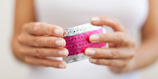 Photo: Birth control pills