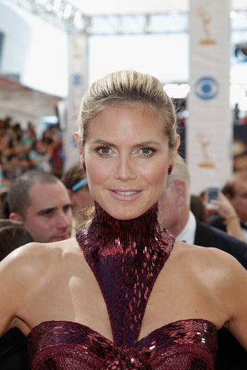 Heidi Klum // Getty Images