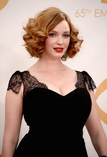 Christina Hendricks // Getty Images