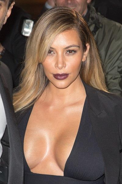 Kim Kardashian in Paris, courtesy of Getty