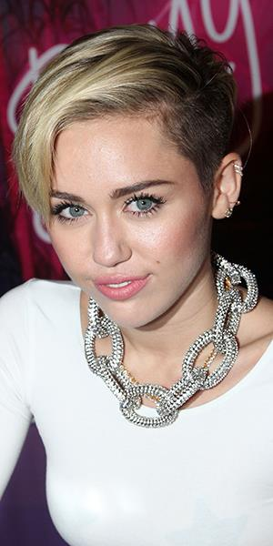 Miley Cyrus, (Bruce Glikas/FilmMagic/Getty Images)