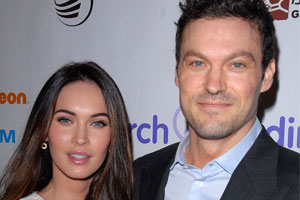 Photo: Megan Fox Brian Austin Green // Shutterstock