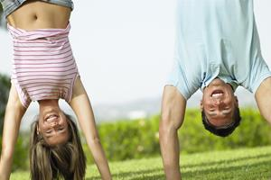 Photo: Handstands // Thinkstock