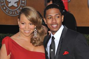 Photo: Mariah Carey Nick Cannon // Shutterstock
