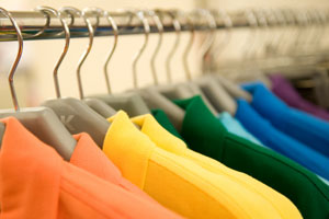 Photo: Clothes hangers // Shutterstock