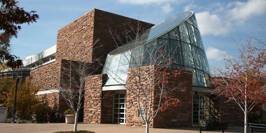 Photo: View of the Boulder Public Library (Stephen Finn/Alamy)