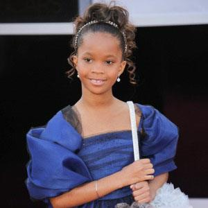 Quvenzhane Wallis // Photo: Parenting.com