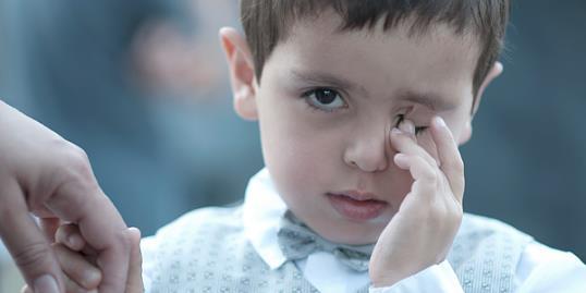 Upset child / Photo: Pablo Baracat Photography/Getty Images