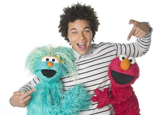 Photo: This April 2013 photo released by Sesame Workshop shows Puerto Rican actor Ismael Cruz Cordova, 26, of