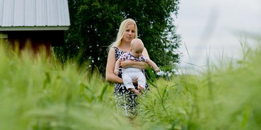 Photo: Finland mother / Garron Nicholls/Getty Images