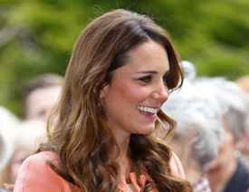 Photo: Kate Middleton // Getty Images