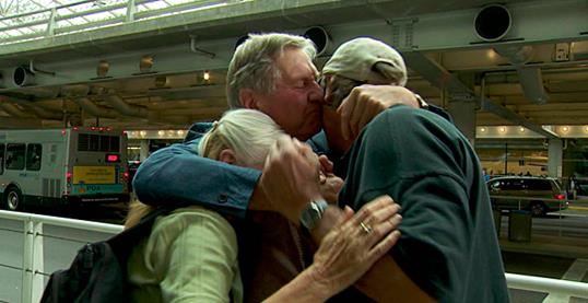 Siblings are reunited after 67 years in Oregon (Courtesy of KATU.com)