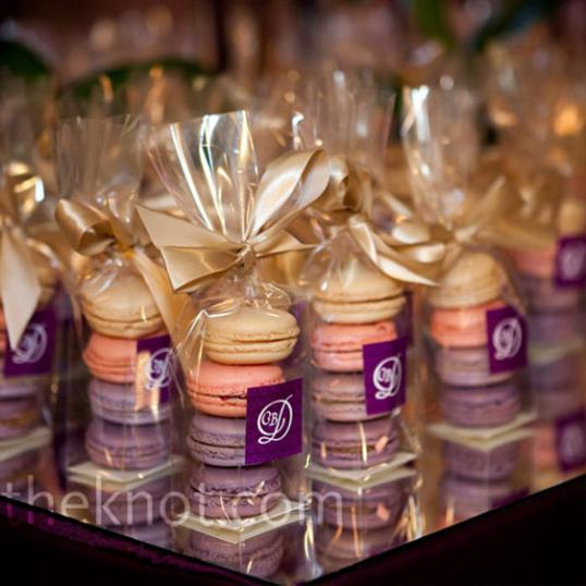 Cameron Chronicles Five Fun And Edible Wedding Favors