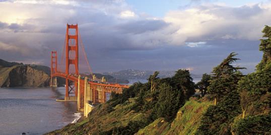 Photo: Golden Gate Bridge / Brenda Tharp/Getty Images