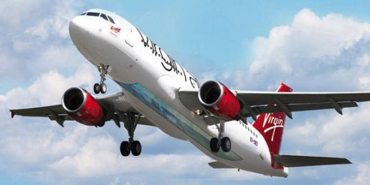 Photo: April Fool's Day stories / Courtesy of Virgin Atlantic
