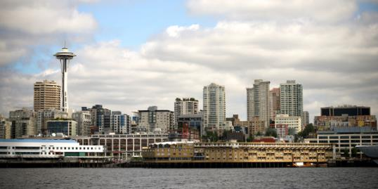 Photo: Seattle skyline / TriggerPhoto/Getty Images