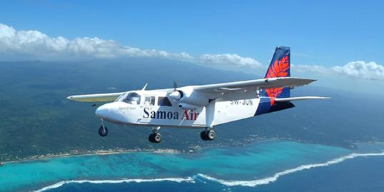 Photo: Samoa Air via Facebook, www.facebook.com/SamoaAir