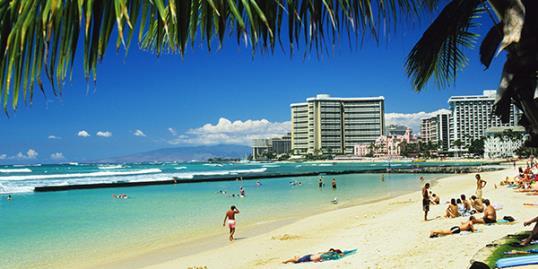Kuhio Beach (Ann Cecil / Getty Images)