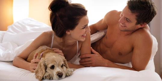 Photo: Couples more likely to stay together when they have pet / Asia Images/Getty Images
