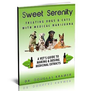 Photo: Cover of the book 'Sweet Serenity' written by Dr. Doug Kramer (www.vetguru.com)