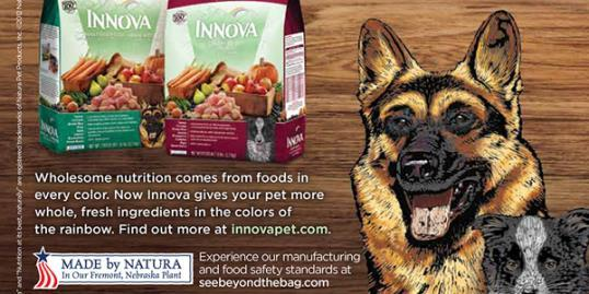 Photo: Natura ad (courtesy of Natura Pet)